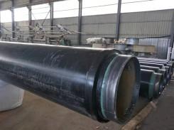 塑套钢聚氨酯保温管